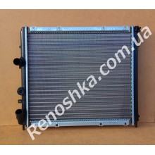 Радиатор основной ( Кенго 1.9 дизель ) на машину без кондиционера!