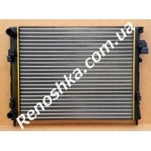 Радиатор основной ( 560 x 470 x 24 ) на машину без кондиционера!