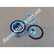 Подшипник ступицы передний ( 77 x 42 x 39 ) с ABS ( с магнитным кольцом )
