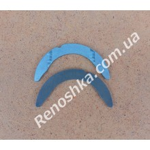 Полукольца коленвала ( дистанционная шайба осевого смещения коленвала ) стандарт, комлект 2 шт
