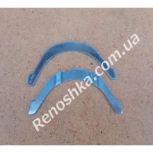 Полукольца коленвала ( дистанционная шайба осевого смещения коленвала ) ремонтная +0.10mm, комплект 2 шт