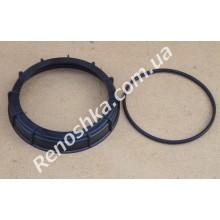 Фиксирующая шайба бензонасоса ( кольцо крепежное бензонасоса с прокладкой )
