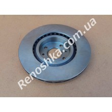 Тормозной диск передний ( 284mm x 22mm ) вентилируемый! цена за 1 шт!
