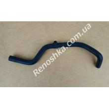 Патрубок печки нижний ( место установки: вход от соединительной трубки к радиатору печки )