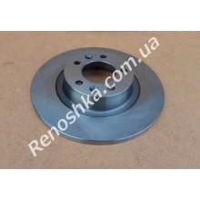 Тормозной диск задний ( 290mm x 14mm ) невентилируемый! цена за 1 шт!