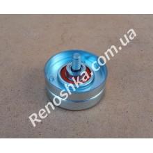 Ролик ручейкового ремня ( 70mm x 10 x 28mm ) металлический ( с болтом )