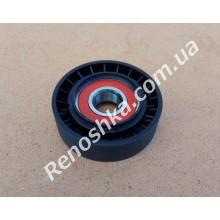 Ролик ручейкового ремня ( 80mm x 23mm ) пластиковый