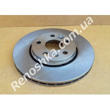 Тормозной диск передний ( 280mm x 24mm ) вентилируемый! цена за 1 шт!