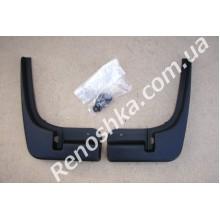 Брызговики Рено Кенго с 2008 передние ( 2 штуки + крепления )
