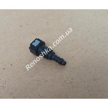 Штуцер топливного фильтра, шланга, переходник топливной трубки, быстросъемный ( прямой ) 8mm!