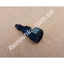 Штуцер топливного фильтра, шланга, переходник топливной трубки, быстросъемный ( прямой ) 10mm!
