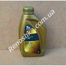 Масло КПП CYCLON 75W90 (трансмиссионное масло в коробку передач) 1л для RENAULT LOGAN 1.6 16v K4M 690 105 л.с.