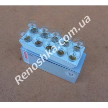 Лампочка заднего фонаря, поворотника P21W ( однонитевая ) для RENAULT LOGAN 1.5 DCI 68 л.с.