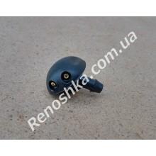 Жиклер омывателя ( цена за 1шт ) для RENAULT LOGAN 1.4 K7J 710 75 л.с.