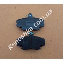 Колодки передние ( комплект 4шт ) для RENAULT LOGAN 1.6 16v K4M 690 105 л.с.