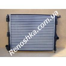 Радиатор основной ( 477 x 406 x 16 ) на машины с 2008 года без кондиционера!