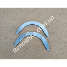 Полукольца коленвала ( дистанционная шайба осевого смещения коленвала ) стандарт, комлект 2 шт для RENAULT LOGAN