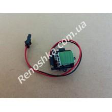 Резистор вентилятора ( резистор печки, резистор отопителя, реостат печки ) на машину с кондиционером!