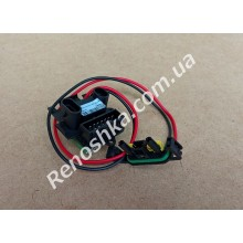 Резистор вентилятора ( резистор печки, резистор отопителя, реостат печки ) на машину без кондиционера!