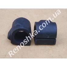 Втулка стабилизатора центральная ( цена за 1 шт ) для RENAULT LOGAN