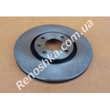 Тормозной диск передний ( 283mm x 26mm ) вентилируемый! цена за 1 шт!