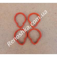 Прокладка коллектора ( впуск ) комплект 4 штуки для RENAULT LOGAN