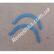 Полукольца коленвала ( дистанционная шайба осевого смещения коленвала )