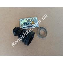 Пыльник ШРУСа наружны ( со стороны колеса ) 28mm x 87mm ( пыльник + хомуты + смазка ) для RENAULT LOGAN 1.6 K7M 710 87 л.с.