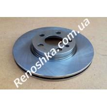 Тормозной диск передний ( 257mm x 20mm ) вентилируемый! цена за 1 шт!
