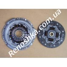 Комплект сцепления ( 215mm ) без выжимного подшипника! для RENAULT LOGAN 1.5 DCI 68 л.с.