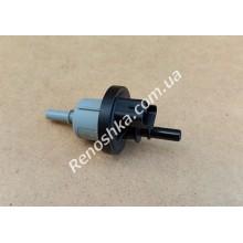 Клапан абсорбера ( клапан вентиляции паров в топливном баке, электромагнитный клапан адсорбера, вакуумный электроклапан топливной системы, cоленоидный клапан, клапан топливных паров ) для RENAULT LOGAN 1.2 16v D4F 732 75 л.с.