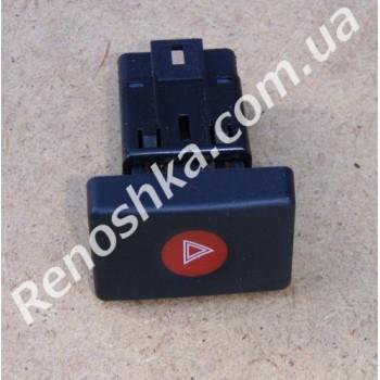 Кнопка аварийной сигнализации ( на машины до 2008 года ) для RENAULT LOGAN