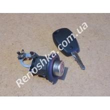 Личинка замка багажника круглый для RENAULT LOGAN 1.4 K7J 710 75 л.с.