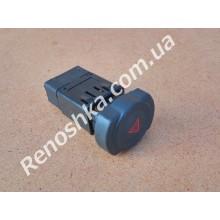 Кнопка аварийной сигнализации ( на машины после 2008 года ) для RENAULT LOGAN 1.6 K7M 710 87 л.с.