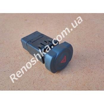Кнопка аварийной сигнализации ( на машины после 2008 года ) для RENAULT LOGAN