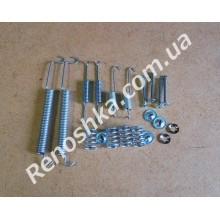 Ремкомплект задних тормозных колодок ( пружинки на барабанные колодки )