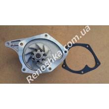 Помпа охлаждения ( водяной насос ) диаметр лопастного колеса 73.5mm! для RENAULT LOGAN