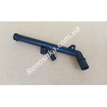 Патрубок системы охлаждения ( патрубок водяного насоса ) пластик! для RENAULT LOGAN 1.6 16v K4M 690 105 л.с.