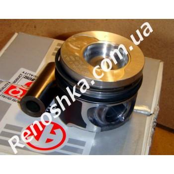 Поршни 76.5mm ( палец 26mm ) камера сгорания 40mm, комплект - 4 поршня с кольцами!!! для RENAULT LOGAN