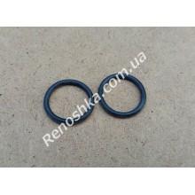 Прокладка радиатора печки, уплотнительное кольцо радиатора печки, прокладка отопителя салона ( комплект 2 колечка ) для RENAULT LOGAN