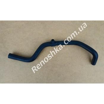 Патрубок печки нижний ( место установки: вход от соединительной трубки к радиатору печки ) для RENAULT LOGAN