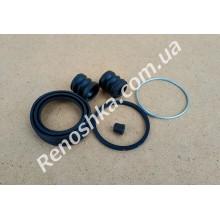 Ремкомплект переднего суппорта ( пыльник поршня суппорта 48mm + уплотнительное кольцо+ пыльники направляющих ) для RENAULT LOGAN