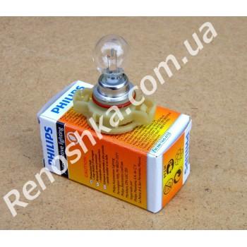 Лампа в противотуманную фару ( нового образца ) для RENAULT LOGAN