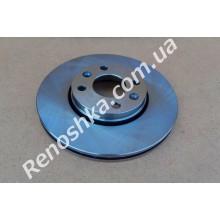 Тормозной диск передний ( 260mm x 22mm ) вентилируемый! цена за 1 шт!