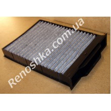 Фильтр салона ( 181 x 249 x 42 ) угольный
