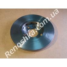 Тормозной диск передний ( 280mm x 24mm ) на машину с системой ESP, вентилируемый! цена за 1 шт!