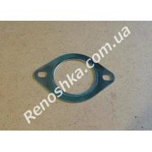 Прокладка выпускного трубопровода ( 2 отверстия )