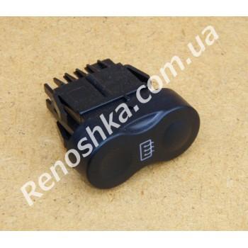 Кнопка обогрева заднего стекла ( 4 контакта ) для RENAULT LOGAN