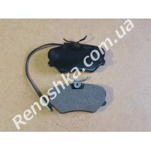 Колодки передние ( на вентилируемые диски ) комплект 4шт