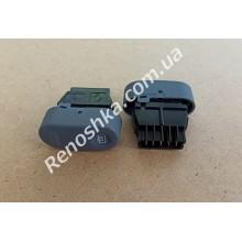 Кнопка обогрева заднего стекла ( 5 контактов ) для RENAULT LOGAN 1.5 DCI 68 л.с.